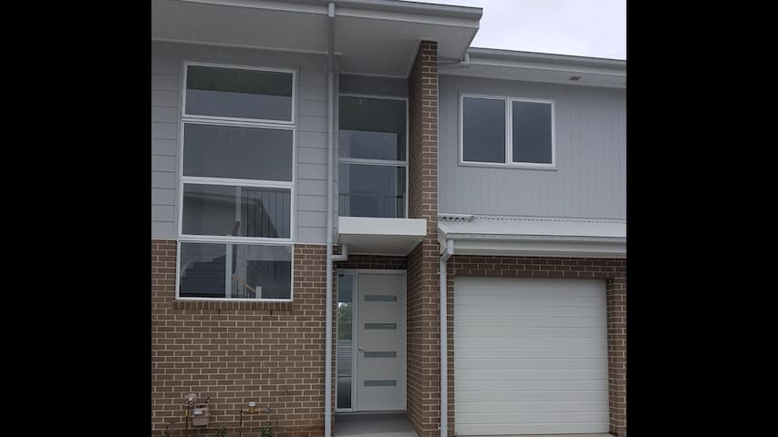 Brand New 3 Bedroom Townhouse!
