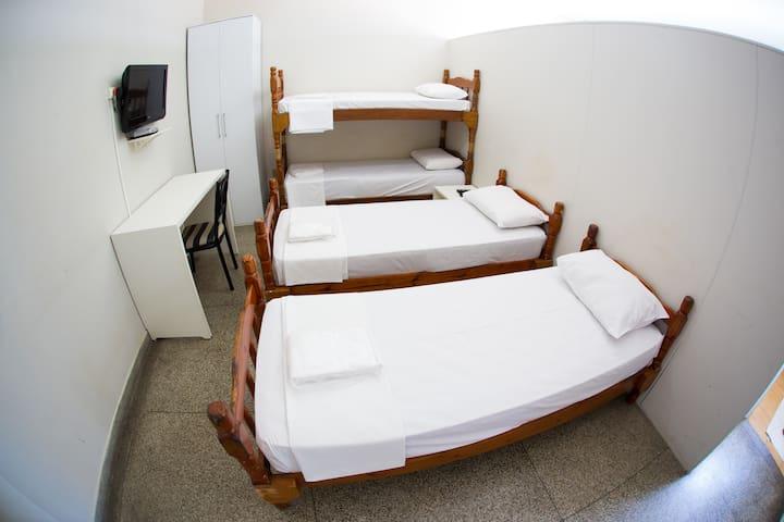 Apartamento tipo flat no centro de Campinas