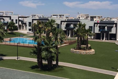 2 bedroom luxury penthouse with big terrace. Pool. - Torrevieja / Alicante