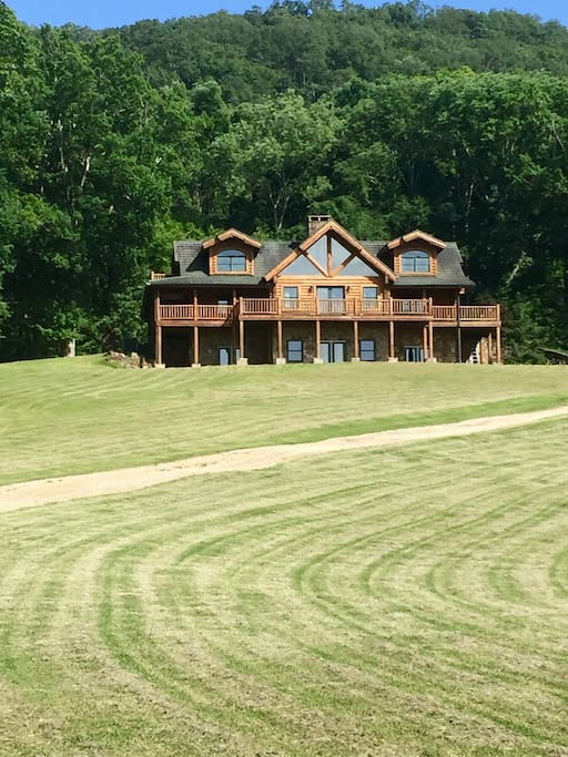 Buckhead Farms Cabins For Rent In Ooltewah Tennessee