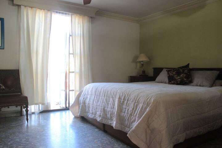 Habitación privada en Casa Palmas