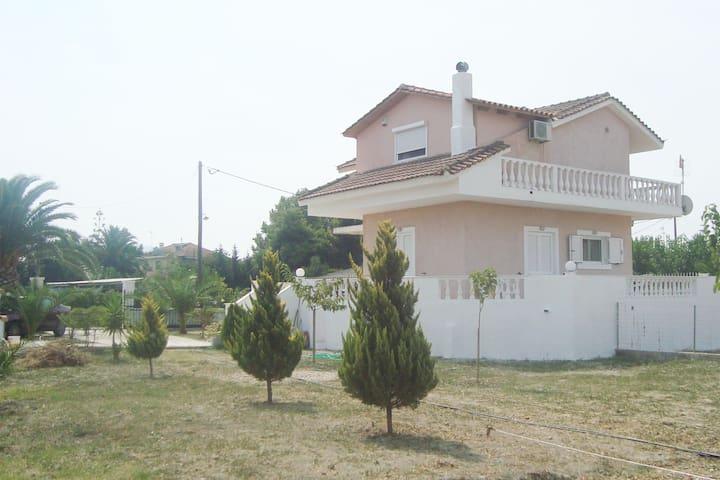 Athina's Wonderful House