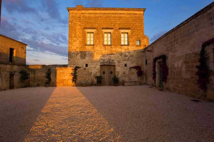 Masseria biologica, confort e tradizione in Puglia