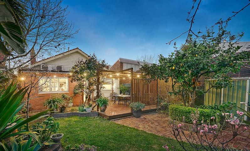 Green sanctuary in the heart of Brunswick