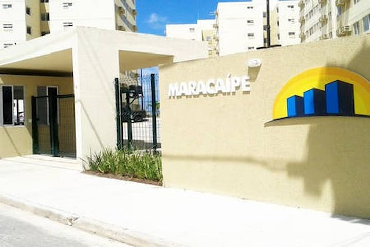 Apartamento em Ipojuca - Porto de Galinhas - Leilighet