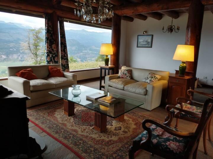 La Paz, casa de montaña