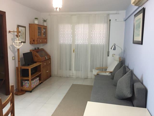 Acogedor  apartamento en Altafulla - Altafulla - Apartament