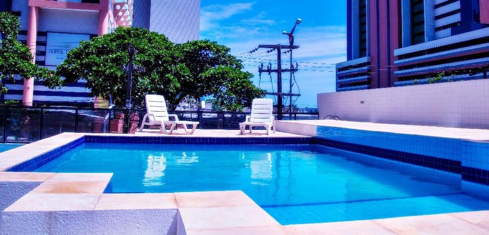 Apartamento prox a Beira-Mar de Fortaleza