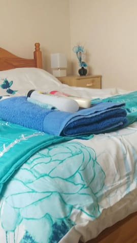 Double bedroom in wellingborough - Wellingborough - Ev