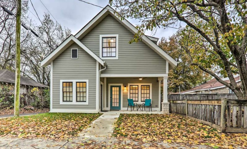 NEW! East Nashville Guesthouse near Downtown