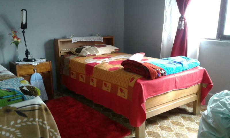 Private ROOM (single bed 120x190)