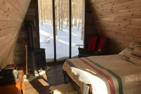 Glamping near Algonquin Park