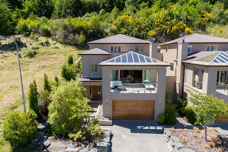 Queenstown Living - Lakeview Town House - 皇后镇 - 度假屋