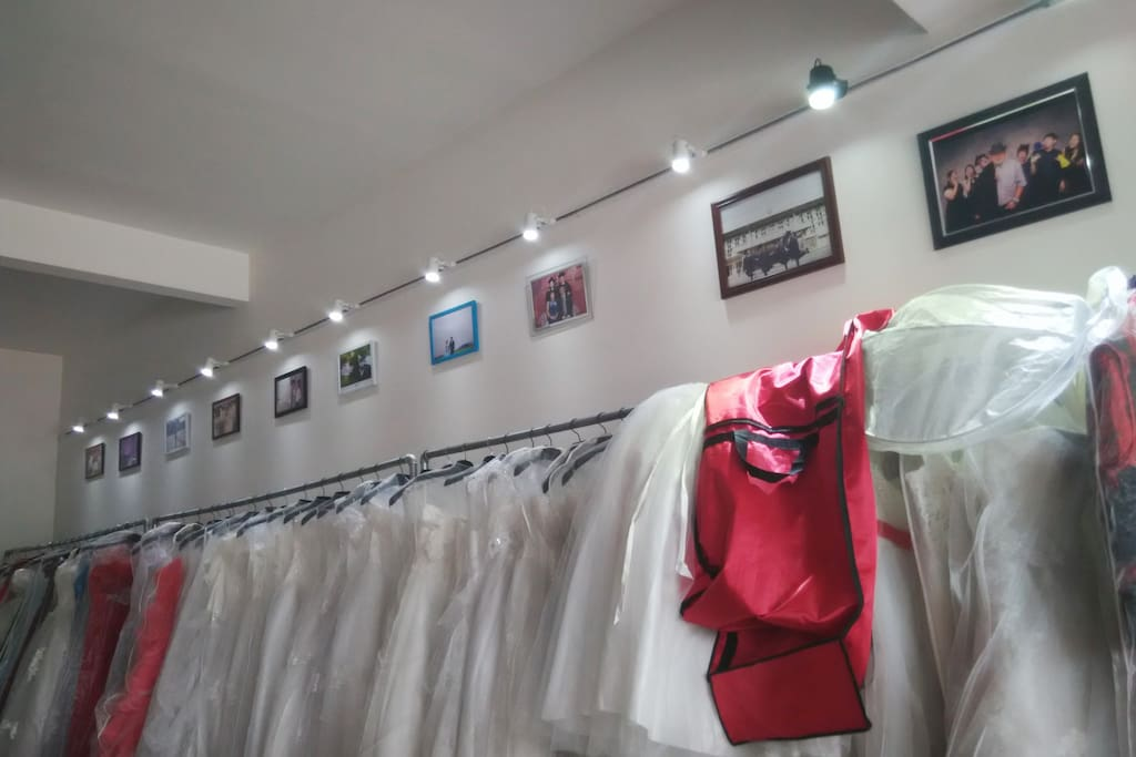 We do gown rental services