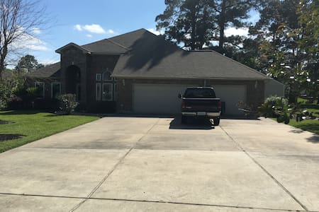 Lake Conroe Waterfront Property on an Entire Acre! - Willis - Talo