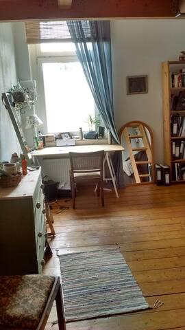 Schönes Zimmer in Halles Innenstadt - Halle (Saale) - Wohnung