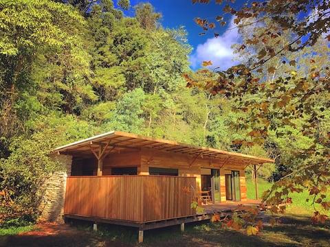 Mountain Lodge em Visconde de Maua