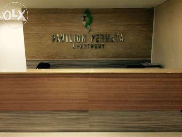 Rent apartemen Pavilion Permata moth/years - Kebomas