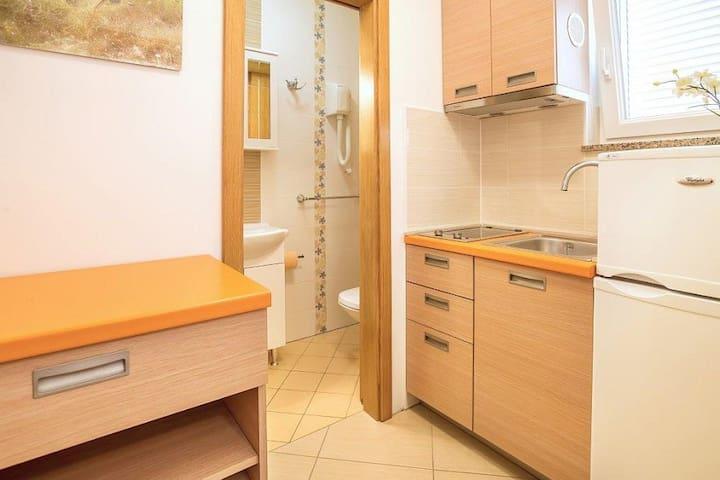 Nice Studio apartment, VillaMare-Baška
