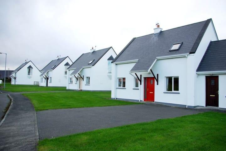 Burren Way 02 - located in the Burren region