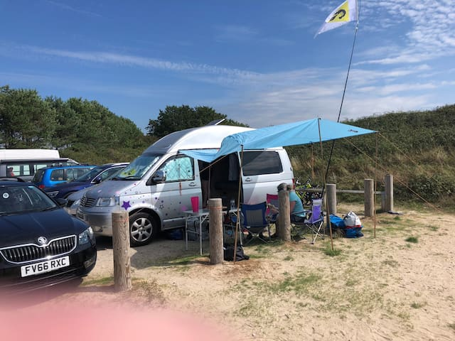 Warsash Campervan