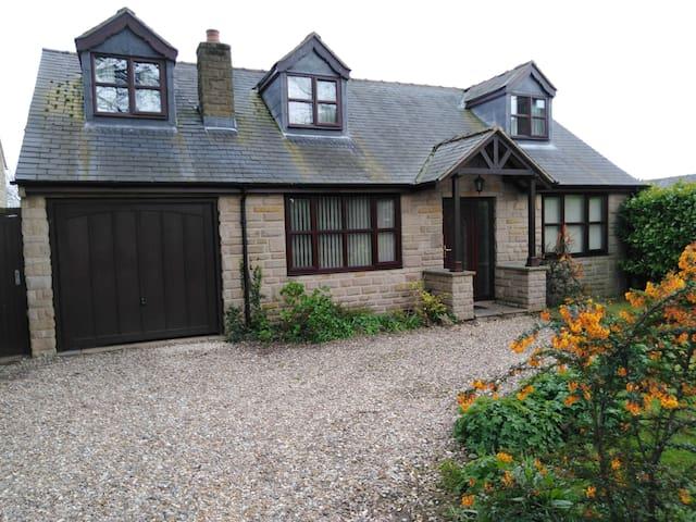 Lilycroft is a lovely cottage in a lovely village