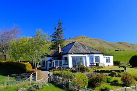Lawnacroy House Loch Tay - Lawers - Hus