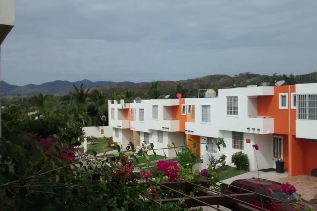 Vista Calle Abedul