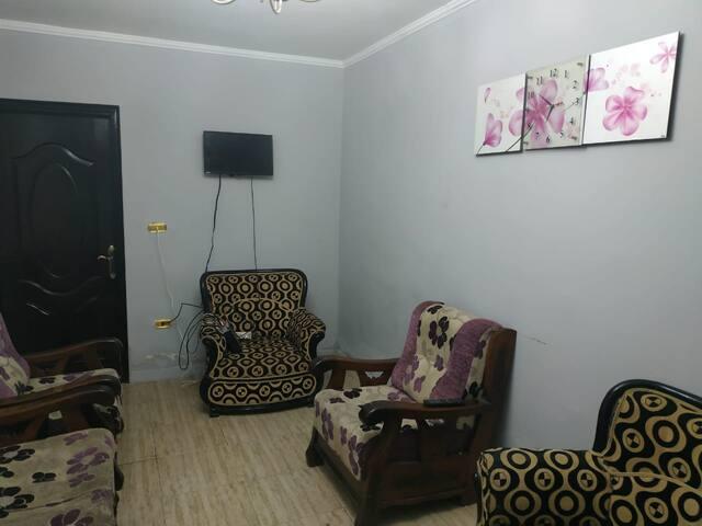 Studio Apartment-Downtown Cairo