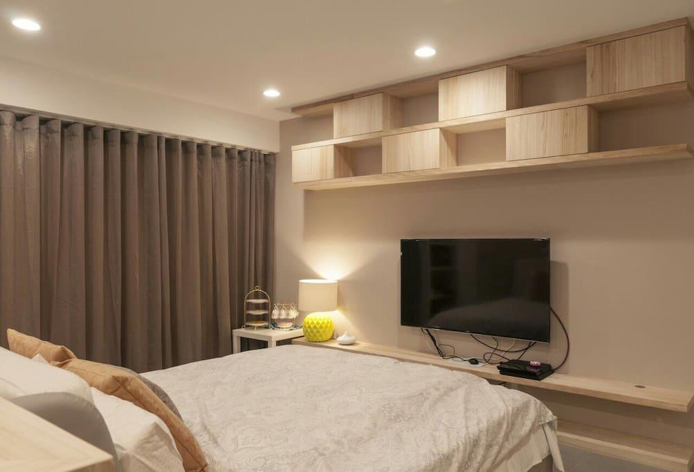 臥室 Bedroom