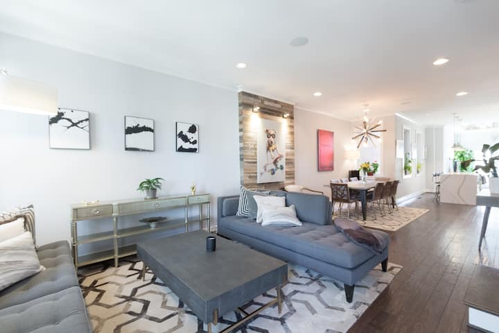 MODERN RETREAT: Stay in Style & Comfort-DC!