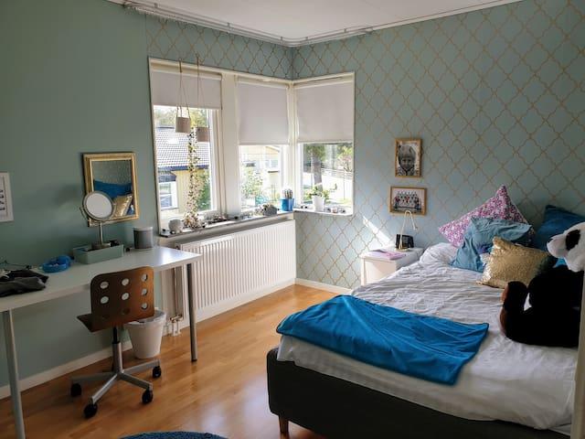 Room 3 (bed 140*200 cm)