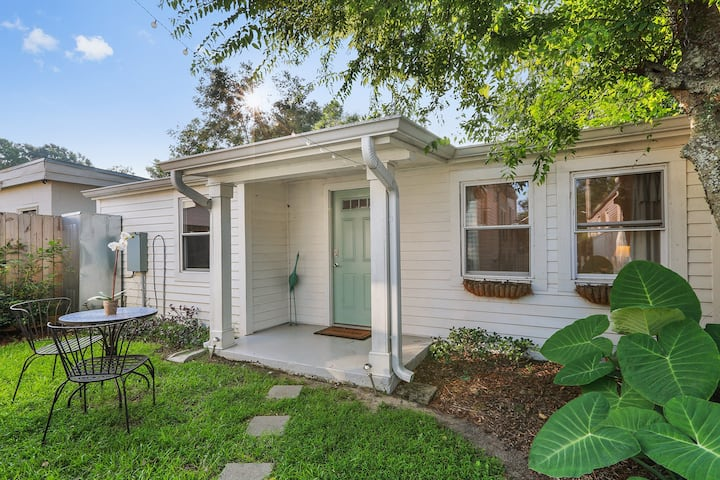 Charming Guesthouse Near Streetcar & Tulane