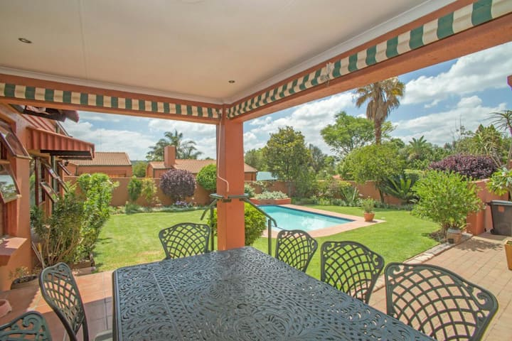 Tranquility 1 ♥of Douglasdale, Fast Free Fibr Wifi