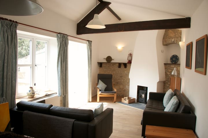 Contemporary apartment in lovely Devon village. - Musbury - Διαμέρισμα