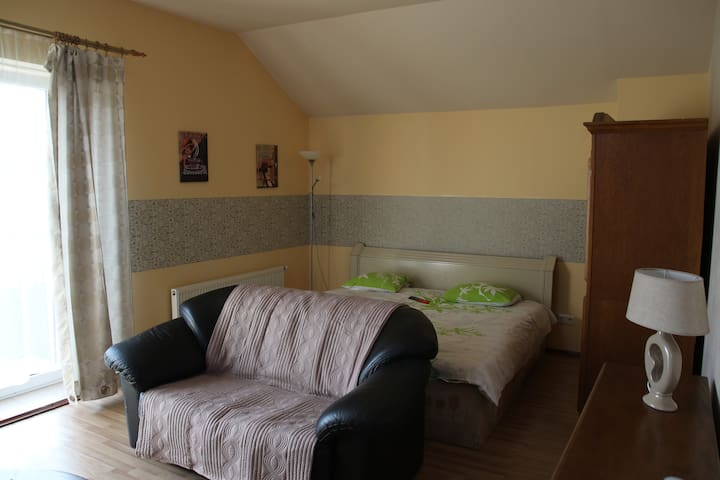 Studio apartment at Klaipeda-Apartments