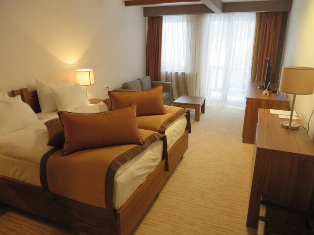 Aparthotel Vucko Apartment B327 - Jahorina - Pis