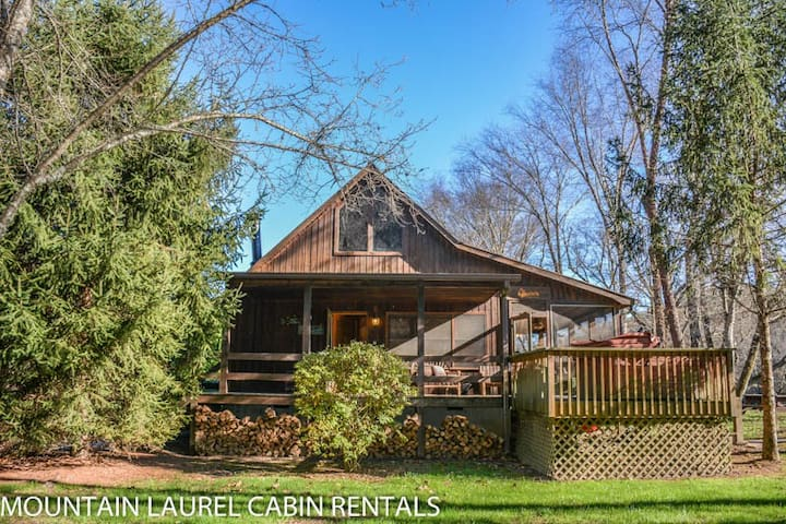 MLC_Toccoa_River_Retreat_ - Mineral Bluff - Dom