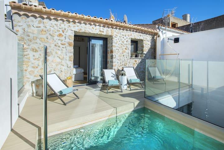 Enjoy in Luxury Villa Miquel in the Old Town