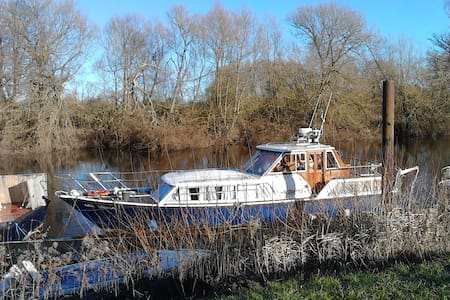 Fully equipped 36ft cruiser boat - Bishopthorpe - Barca