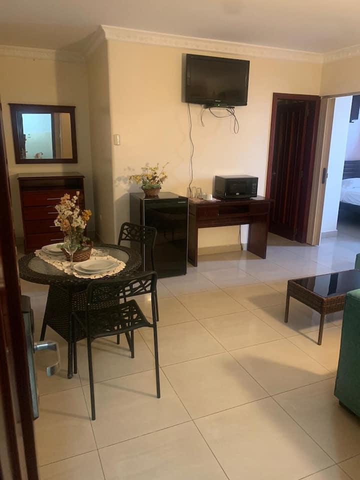 SUITE EN HOTEL, ZONA AEROPUERTO /MALL DEL SOLS