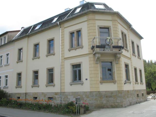 Unser saniertes Gründerzeithaus