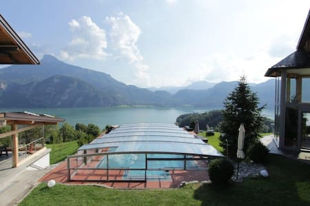 Zwölferhorn Apartment with Balcony and lake view - Au - อพาร์ทเมนท์