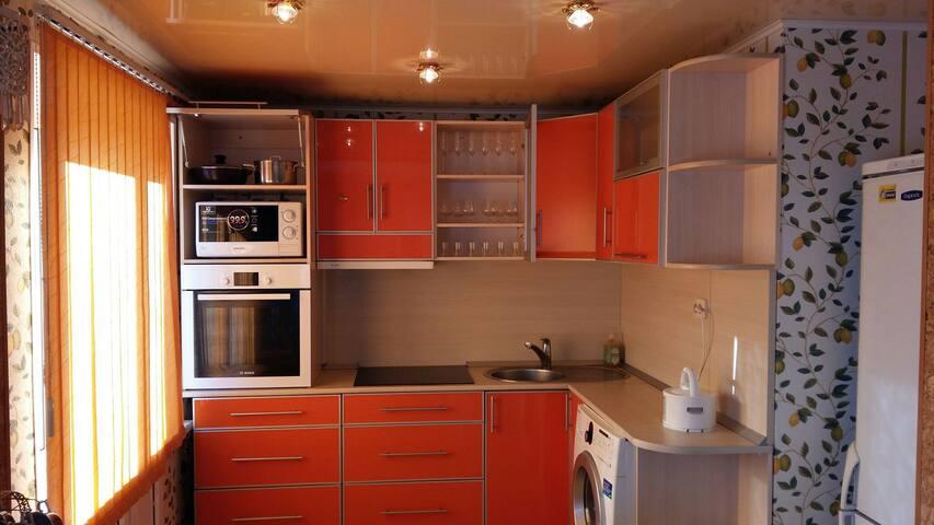 Апартаменты в центре города - Petropavlovsk-Kamchatskiy - Appartement