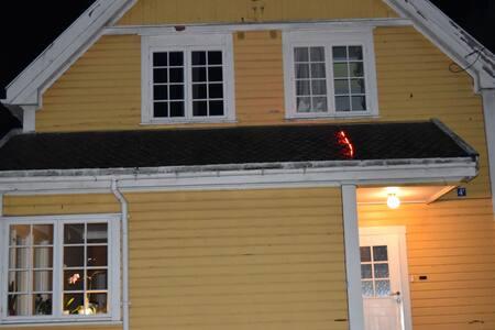 Historisk hus midt i verdensarven - Rjukan - Talo