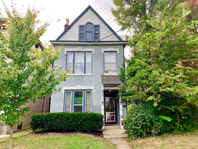New listing! Old Louisville Victorian/KY Derby