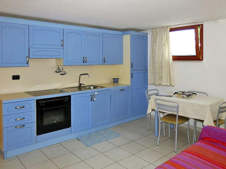 Mare e collina a Vasto (Appartamentino azzurro)