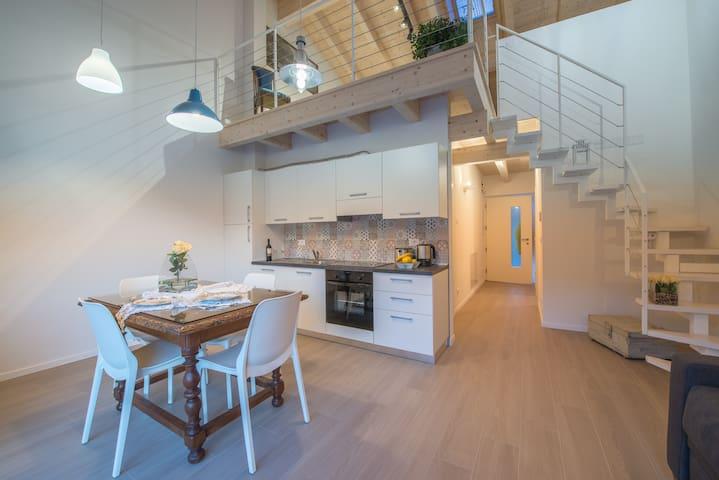 Sport & Relax Bio-Apartment Marocche