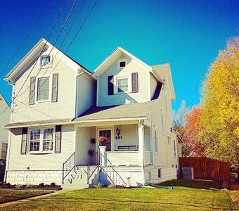The perfect spot - Wilmington - Haus