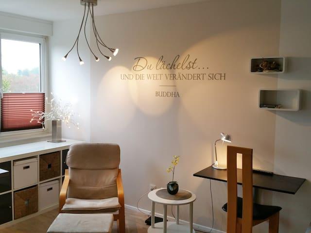 """Business Apartment Karlsruhe """"Gänseblümchen"""""""